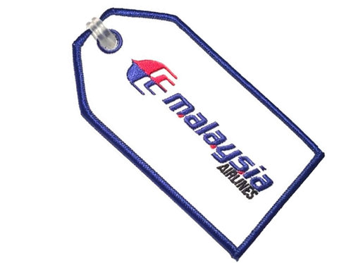 MALAYSIA AIRLINES BAGGAGE TAG