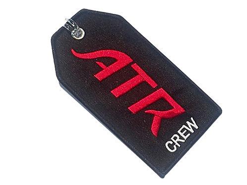 ATR CREW BAGGAGE TAG