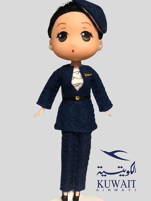 DOLL KUWAIT AIRWAYS (pants)
