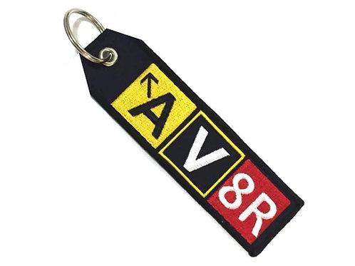 KEYRING AV8R