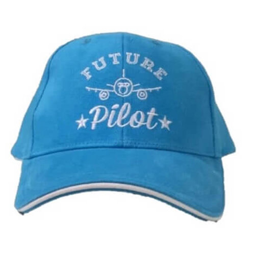 FUTURE PILOT CAP BLUE