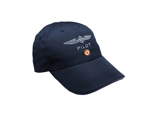 DESIGN4PILOTS CAP - BLUE