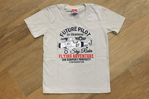 PILOT IN TRAINING TEE