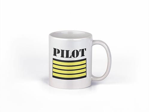 MUG PILOT CAPTAIN