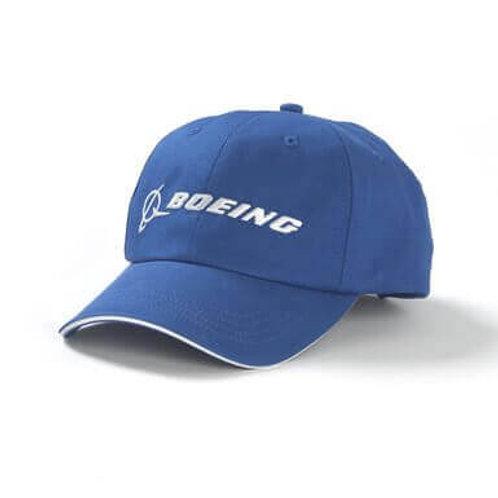 CAP BOEING SIGNATURE - BLUE