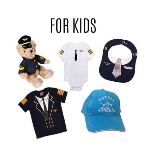 Aviation Gifts for Kids