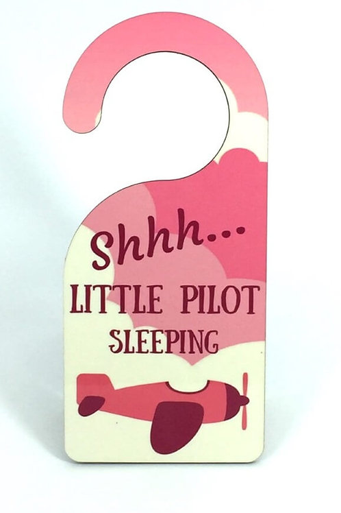 DOOR HANGER KIDS GIRL