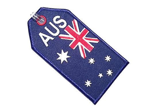FLAG AUSTRALIA BAGTAG