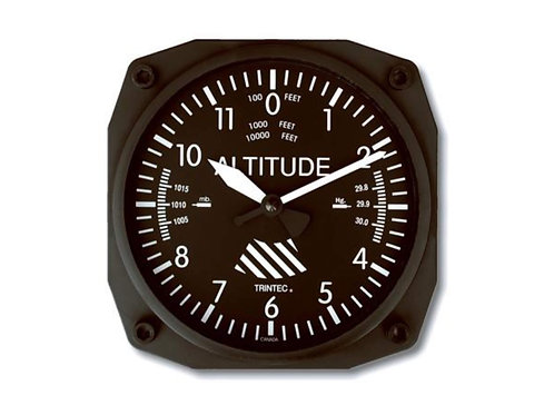 INSTRUMENT CLOCK ALTITUDE