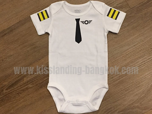 BABY BODYSUIT PILOT