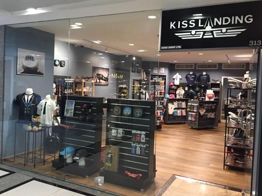 Kisslanding Pilot Shop Bangkok