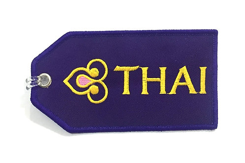 THAI AIRWAYS BAGGAGE TAG