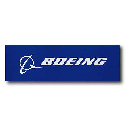 BOEING LOGO XL MAGNET