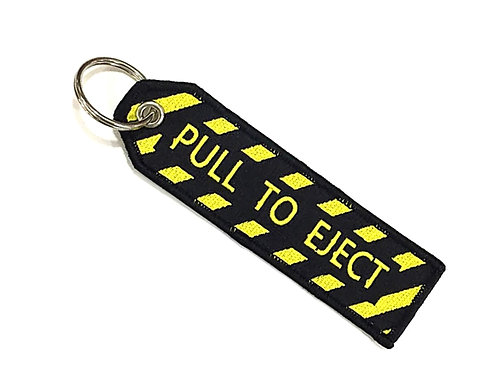 KEYRING PULL TO EJECT