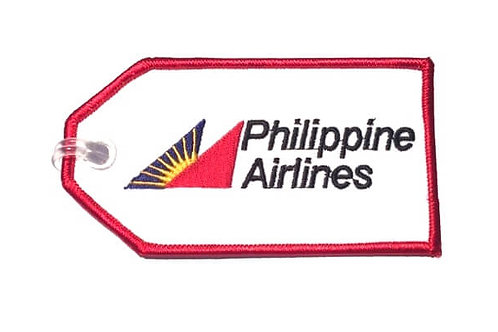 PHILIPPINE AIRLINES BAGTAG