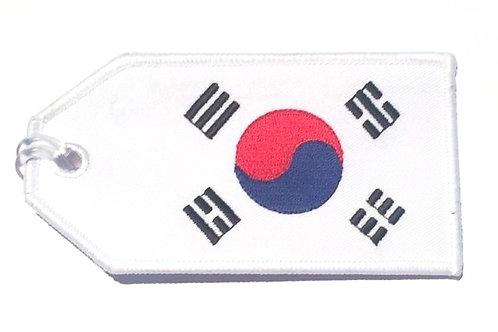 FLAG KOREA BAGTAG