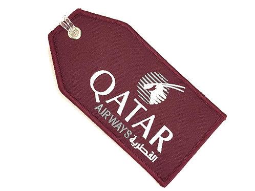 BAGTAG QATAR AIRWAYS