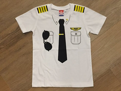 PILOT UNIFORM KIDS TEE