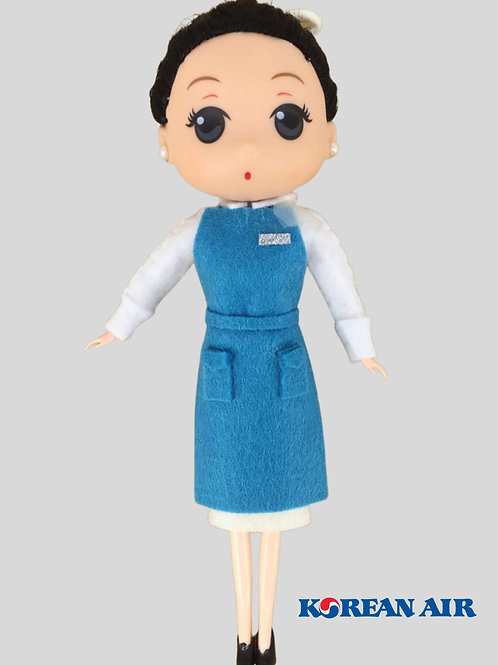 DOLL KOREAN AIR APRON