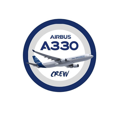 AIRBUS A330 STICKER