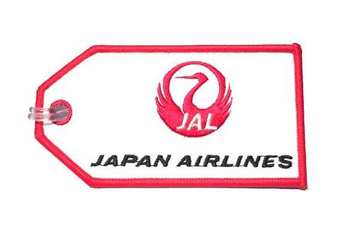 JAPAN AIRLINES BAGGAGE TAG