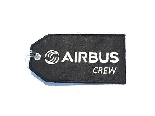 BAGTAG AIRBUS CREW