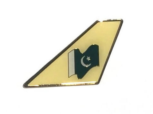 PIN PAKISTAN AIRLINES