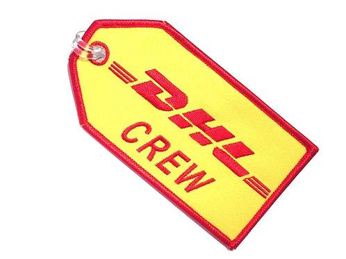 BAGTAG DHL CREW