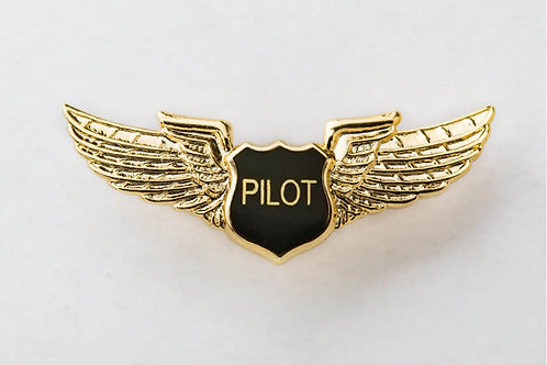 PIN WINGS PILOT