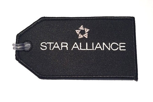 STAR ALLIANCE BAGGAGE TAG