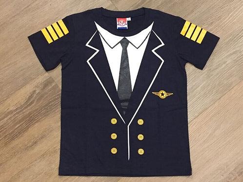 PILOT UNIFORM KIDS TEE