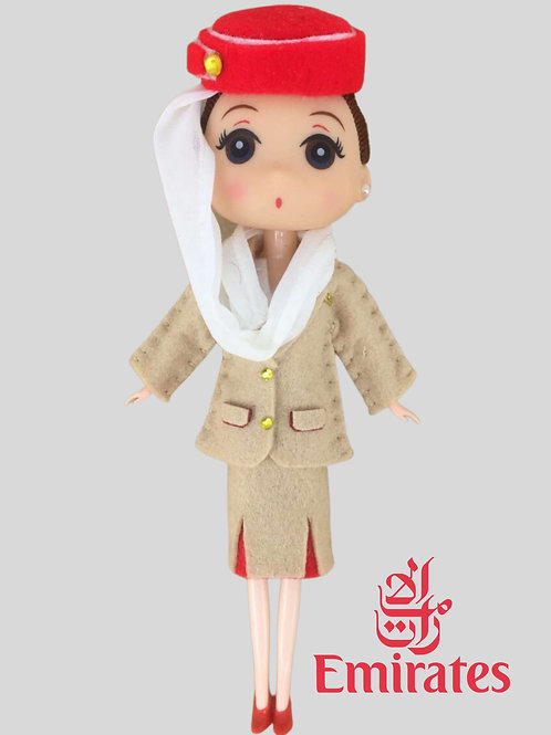 DOLL EMIRATES AIRLINES