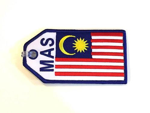 FLAG MALAYSIA BAGTAG