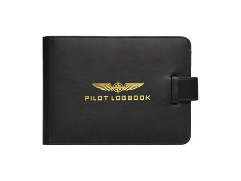 LOGBOOK LEATHER COVER - LARGE