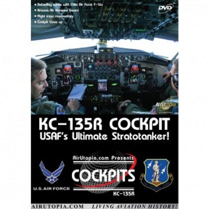 KC-135R COCKPIT