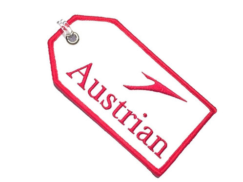 BAGTAG AUSTRIAN AIRLINES