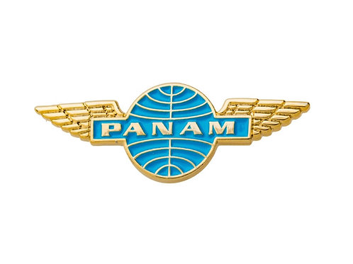 PIN PANAM WINGS