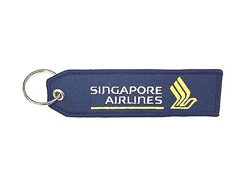 KEYRING SINGAPORE AIRLINES
