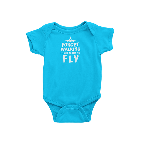 BABY BODYSUIT FLY