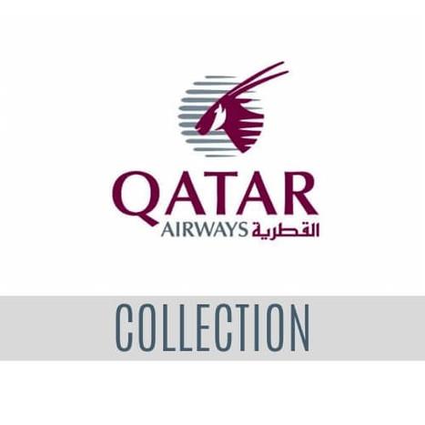 Qatar Airways collection