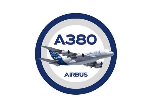 A380 STICKER