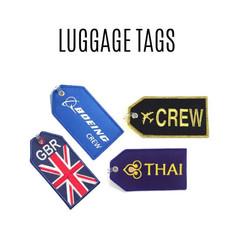 Aviation Luggage Tags