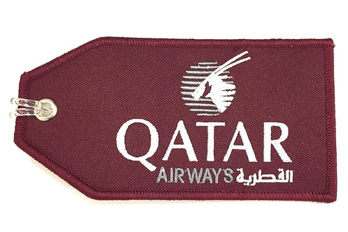 QATAR AIRWAYS BAGTAG