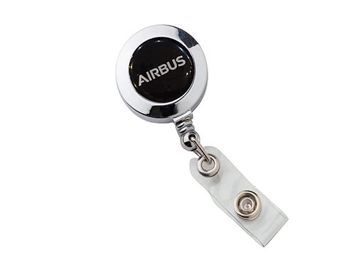 CLIP-ON AIRBUS BLACK