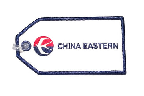 CHINA EASTERN BAGGAGE TAG