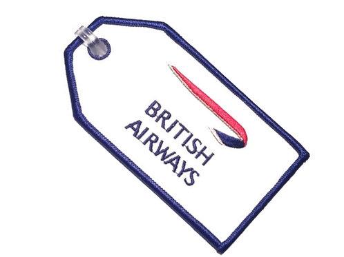 BAGTAG BRITISH AIRWAYS