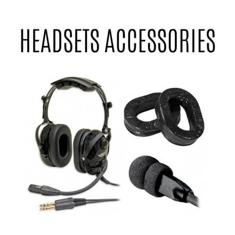 Aviation Headsets and accessories