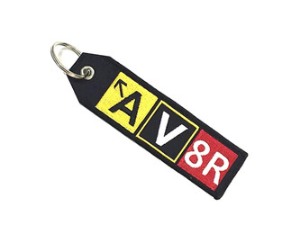 Keyring AV8R Aviator