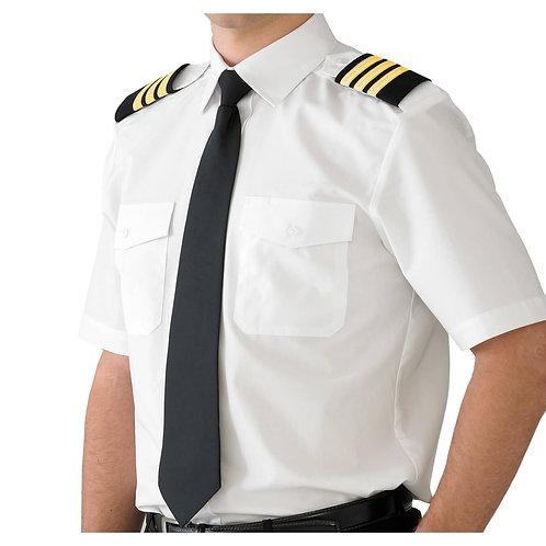 PILOT SHIRT SHORT SLEEVES