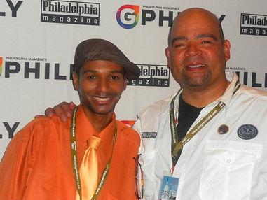 Robert X. Golphin & Brian Anthony Wilson